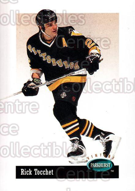 1994-95 Parkhurst Vintage #25 Rick Tocchet<br/>5 In Stock - $1.00 each - <a href=https://centericecollectibles.foxycart.com/cart?name=1994-95%20Parkhurst%20Vintage%20%2325%20Rick%20Tocchet...&quantity_max=5&price=$1.00&code=32615 class=foxycart> Buy it now! </a>