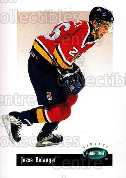 1994-95 Parkhurst Vintage #31 Jesse Belanger<br/>4 In Stock - $1.00 each - <a href=https://centericecollectibles.foxycart.com/cart?name=1994-95%20Parkhurst%20Vintage%20%2331%20Jesse%20Belanger...&quantity_max=4&price=$1.00&code=32622 class=foxycart> Buy it now! </a>
