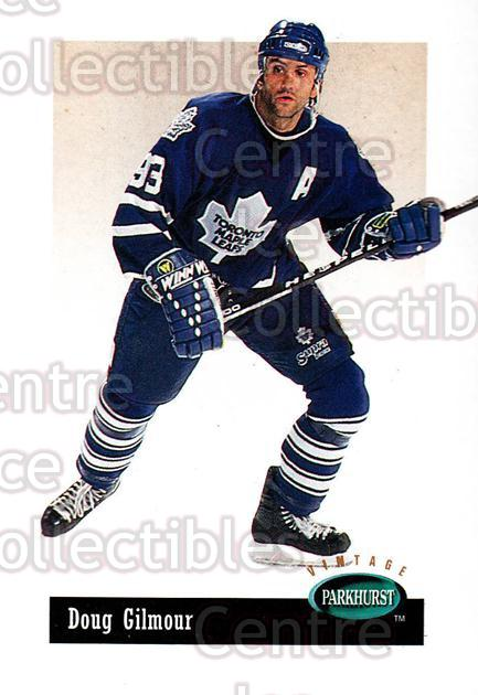 1994-95 Parkhurst Vintage #80 Doug Gilmour<br/>5 In Stock - $1.00 each - <a href=https://centericecollectibles.foxycart.com/cart?name=1994-95%20Parkhurst%20Vintage%20%2380%20Doug%20Gilmour...&quantity_max=5&price=$1.00&code=32671 class=foxycart> Buy it now! </a>