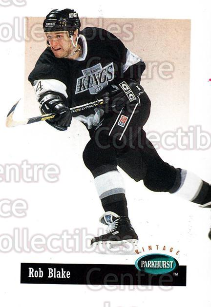 1994-95 Parkhurst Vintage #85 Rob Blake<br/>5 In Stock - $1.00 each - <a href=https://centericecollectibles.foxycart.com/cart?name=1994-95%20Parkhurst%20Vintage%20%2385%20Rob%20Blake...&quantity_max=5&price=$1.00&code=32675 class=foxycart> Buy it now! </a>