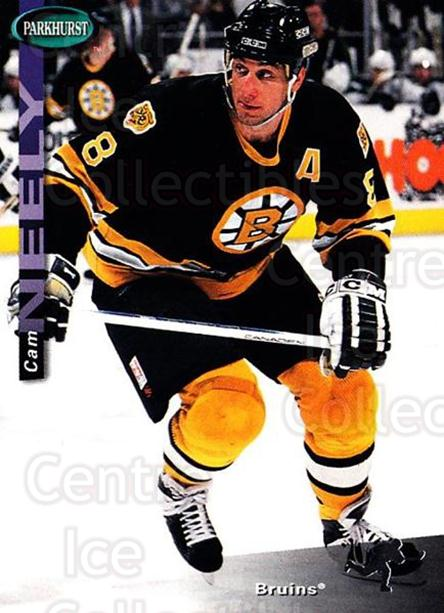 1994-95 Parkhurst #11 Cam Neely<br/>2 In Stock - $1.00 each - <a href=https://centericecollectibles.foxycart.com/cart?name=1994-95%20Parkhurst%20%2311%20Cam%20Neely...&quantity_max=2&price=$1.00&code=32689 class=foxycart> Buy it now! </a>