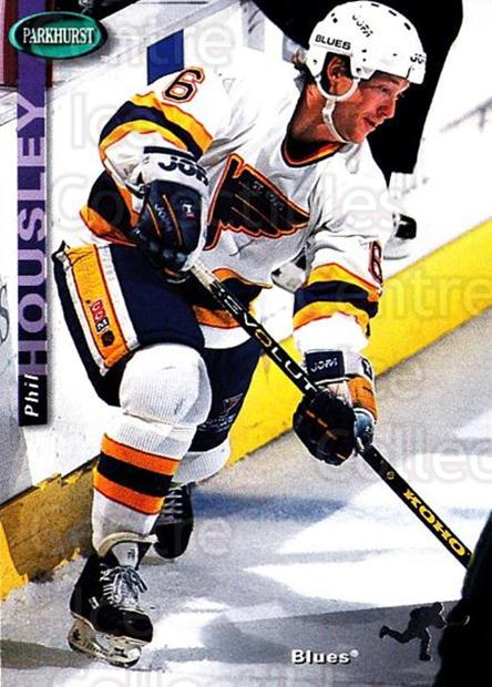 1994-95 Parkhurst #197 Phil Housley<br/>4 In Stock - $1.00 each - <a href=https://centericecollectibles.foxycart.com/cart?name=1994-95%20Parkhurst%20%23197%20Phil%20Housley...&quantity_max=4&price=$1.00&code=32760 class=foxycart> Buy it now! </a>