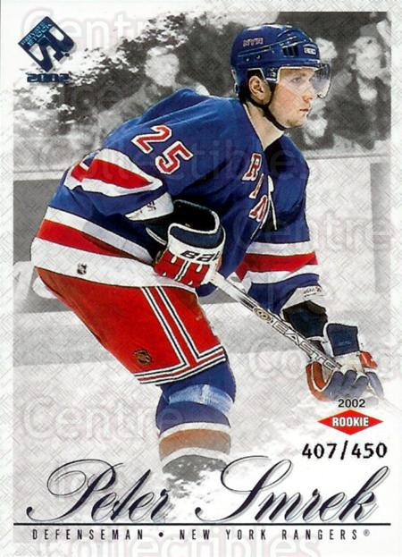 2001-02 Private Stock Retail #132 Peter Smrek<br/>2 In Stock - $5.00 each - <a href=https://centericecollectibles.foxycart.com/cart?name=2001-02%20Private%20Stock%20Retail%20%23132%20Peter%20Smrek...&quantity_max=2&price=$5.00&code=327636 class=foxycart> Buy it now! </a>