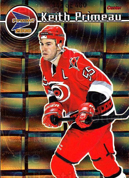 1999-00 Prism Holographic Gold #31 Keith Primeau<br/>4 In Stock - $3.00 each - <a href=https://centericecollectibles.foxycart.com/cart?name=1999-00%20Prism%20Holographic%20Gold%20%2331%20Keith%20Primeau...&quantity_max=4&price=$3.00&code=328553 class=foxycart> Buy it now! </a>