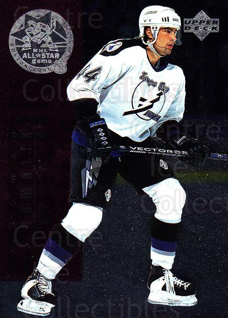 1995-96 Upper Deck NHL AS #8 Roman Hamrlik, Gary Suter<br/>4 In Stock - $5.00 each - <a href=https://centericecollectibles.foxycart.com/cart?name=1995-96%20Upper%20Deck%20NHL%20AS%20%238%20Roman%20Hamrlik,%20...&quantity_max=4&price=$5.00&code=329205 class=foxycart> Buy it now! </a>