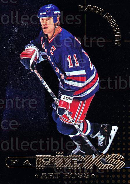 1995-96 Parkhurst Parkie Trophy Picks #12 Mark Messier, Art Ross Trophy<br/>1 In Stock - $3.00 each - <a href=https://centericecollectibles.foxycart.com/cart?name=1995-96%20Parkhurst%20Parkie%20Trophy%20Picks%20%2312%20Mark%20Messier,%20A...&price=$3.00&code=330102 class=foxycart> Buy it now! </a>