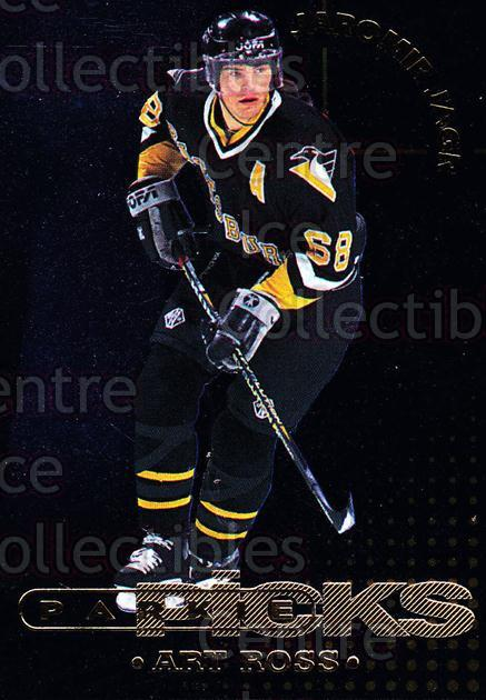 1995-96 Parkhurst Parkie Trophy Picks #14 Jaromir Jagr, Art Ross Trophy<br/>1 In Stock - $10.00 each - <a href=https://centericecollectibles.foxycart.com/cart?name=1995-96%20Parkhurst%20Parkie%20Trophy%20Picks%20%2314%20Jaromir%20Jagr,%20A...&price=$10.00&code=330104 class=foxycart> Buy it now! </a>