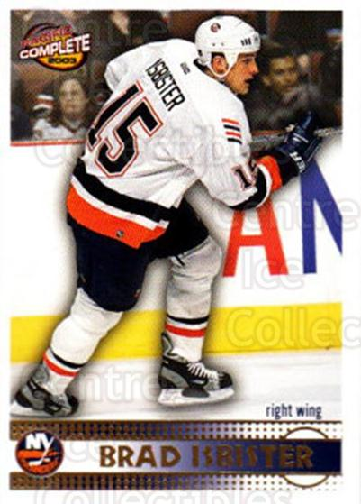 2002-03 Pacific Complete #8 Brad Isbister<br/>2 In Stock - $2.00 each - <a href=https://centericecollectibles.foxycart.com/cart?name=2002-03%20Pacific%20Complete%20%238%20Brad%20Isbister...&quantity_max=2&price=$2.00&code=330695 class=foxycart> Buy it now! </a>