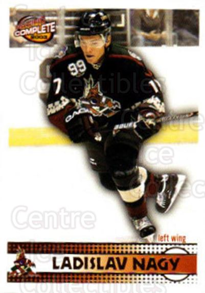 2002-03 Pacific Complete #138 Ladislav Nagy<br/>2 In Stock - $2.00 each - <a href=https://centericecollectibles.foxycart.com/cart?name=2002-03%20Pacific%20Complete%20%23138%20Ladislav%20Nagy...&quantity_max=2&price=$2.00&code=330825 class=foxycart> Buy it now! </a>