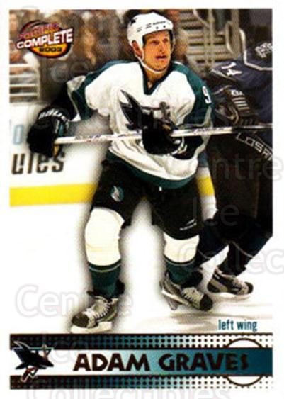 2002-03 Pacific Complete #160 Adam Graves<br/>4 In Stock - $2.00 each - <a href=https://centericecollectibles.foxycart.com/cart?name=2002-03%20Pacific%20Complete%20%23160%20Adam%20Graves...&quantity_max=4&price=$2.00&code=330847 class=foxycart> Buy it now! </a>