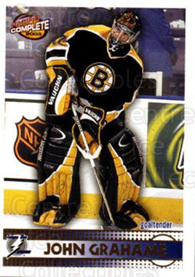 2002-03 Pacific Complete #221 John Grahame<br/>2 In Stock - $2.00 each - <a href=https://centericecollectibles.foxycart.com/cart?name=2002-03%20Pacific%20Complete%20%23221%20John%20Grahame...&quantity_max=2&price=$2.00&code=330908 class=foxycart> Buy it now! </a>