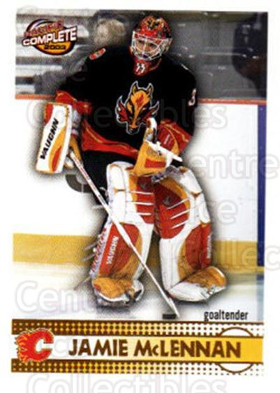 2002-03 Pacific Complete #392 Jamie McLennan<br/>2 In Stock - $2.00 each - <a href=https://centericecollectibles.foxycart.com/cart?name=2002-03%20Pacific%20Complete%20%23392%20Jamie%20McLennan...&quantity_max=2&price=$2.00&code=331079 class=foxycart> Buy it now! </a>