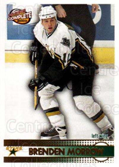2002-03 Pacific Complete #421 Brenden Morrow<br/>4 In Stock - $2.00 each - <a href=https://centericecollectibles.foxycart.com/cart?name=2002-03%20Pacific%20Complete%20%23421%20Brenden%20Morrow...&quantity_max=4&price=$2.00&code=331108 class=foxycart> Buy it now! </a>