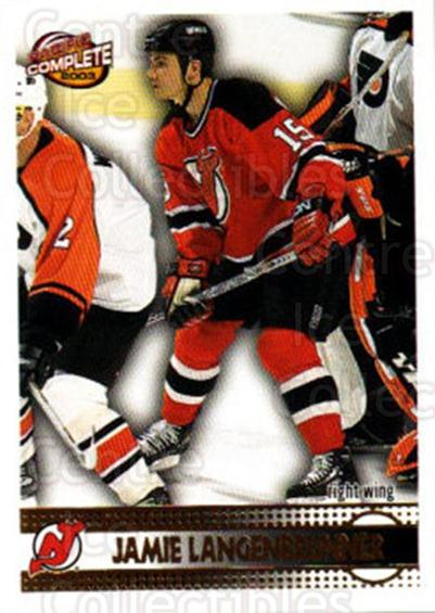 2002-03 Pacific Complete #450 Jamie Langenbrunner<br/>4 In Stock - $2.00 each - <a href=https://centericecollectibles.foxycart.com/cart?name=2002-03%20Pacific%20Complete%20%23450%20Jamie%20Langenbru...&quantity_max=4&price=$2.00&code=331137 class=foxycart> Buy it now! </a>