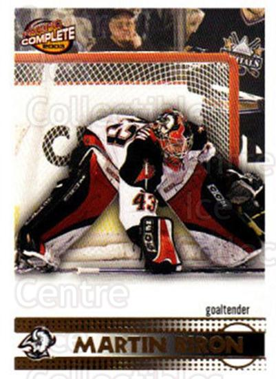 2002-03 Pacific Complete #459 Martin Biron<br/>1 In Stock - $2.00 each - <a href=https://centericecollectibles.foxycart.com/cart?name=2002-03%20Pacific%20Complete%20%23459%20Martin%20Biron...&quantity_max=1&price=$2.00&code=331146 class=foxycart> Buy it now! </a>