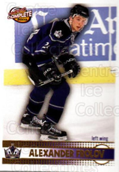 2002-03 Pacific Complete #579 Alexander Frolov<br/>1 In Stock - $2.00 each - <a href=https://centericecollectibles.foxycart.com/cart?name=2002-03%20Pacific%20Complete%20%23579%20Alexander%20Frolo...&quantity_max=1&price=$2.00&code=331266 class=foxycart> Buy it now! </a>
