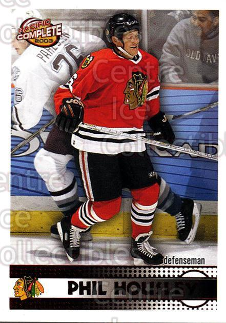 2002-03 Pacific Complete Red #150 Phil Housley<br/>6 In Stock - $3.00 each - <a href=https://centericecollectibles.foxycart.com/cart?name=2002-03%20Pacific%20Complete%20Red%20%23150%20Phil%20Housley...&quantity_max=6&price=$3.00&code=331437 class=foxycart> Buy it now! </a>
