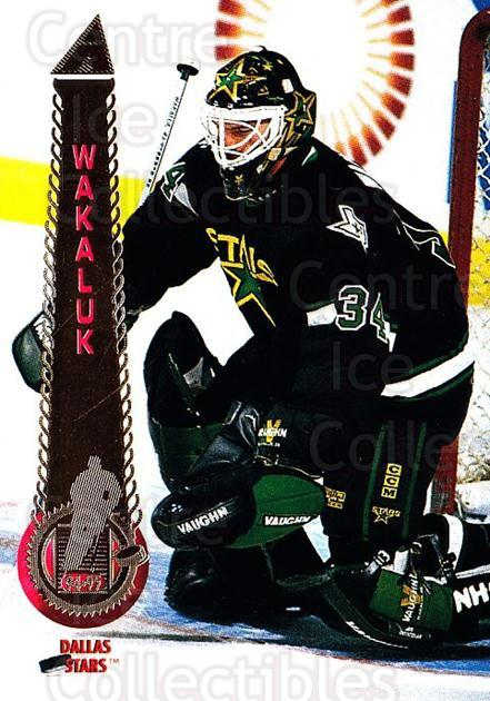 1994-95 Pinnacle #157 Darcy Wakaluk<br/>4 In Stock - $1.00 each - <a href=https://centericecollectibles.foxycart.com/cart?name=1994-95%20Pinnacle%20%23157%20Darcy%20Wakaluk...&quantity_max=4&price=$1.00&code=33216 class=foxycart> Buy it now! </a>