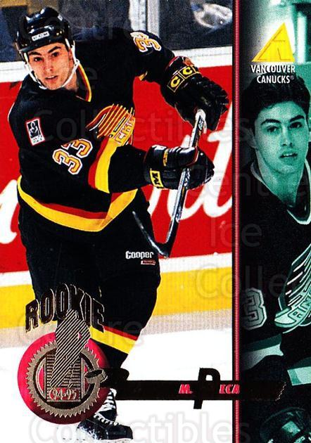 1994-95 Pinnacle #260 Mike Peca<br/>3 In Stock - $1.00 each - <a href=https://centericecollectibles.foxycart.com/cart?name=1994-95%20Pinnacle%20%23260%20Mike%20Peca...&quantity_max=3&price=$1.00&code=33296 class=foxycart> Buy it now! </a>
