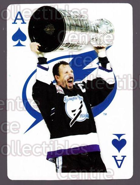 2010-11 Tampa Bay Lightning Playing Card #14 Dave Andreychuk, Stanley Cup<br/>2 In Stock - $3.00 each - <a href=https://centericecollectibles.foxycart.com/cart?name=2010-11%20Tampa%20Bay%20Lightning%20Playing%20Card%20%2314%20Dave%20Andreychuk...&quantity_max=2&price=$3.00&code=333359 class=foxycart> Buy it now! </a>