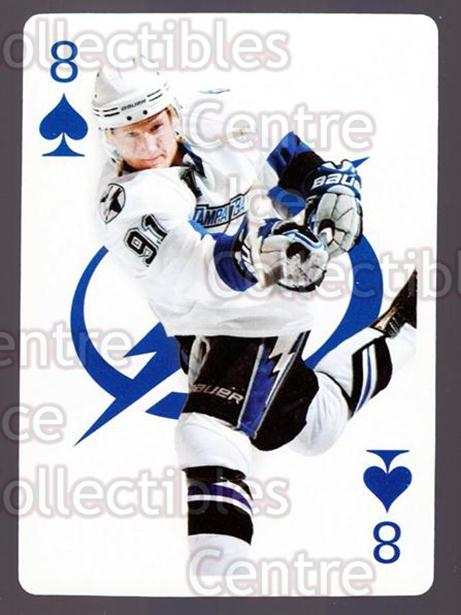 2010-11 Tampa Bay Lightning Playing Card #21 Steven Stamkos<br/>1 In Stock - $3.00 each - <a href=https://centericecollectibles.foxycart.com/cart?name=2010-11%20Tampa%20Bay%20Lightning%20Playing%20Card%20%2321%20Steven%20Stamkos...&price=$3.00&code=333366 class=foxycart> Buy it now! </a>