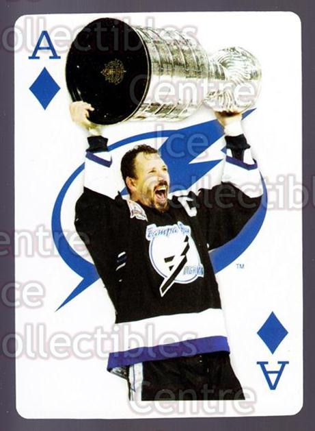 2010-11 Tampa Bay Lightning Playing Card #40 Dave Andreychuk, Stanley Cup<br/>1 In Stock - $3.00 each - <a href=https://centericecollectibles.foxycart.com/cart?name=2010-11%20Tampa%20Bay%20Lightning%20Playing%20Card%20%2340%20Dave%20Andreychuk...&quantity_max=1&price=$3.00&code=333385 class=foxycart> Buy it now! </a>