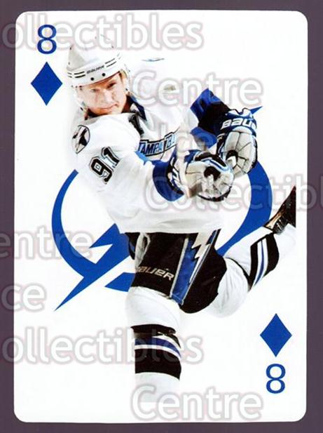 2010-11 Tampa Bay Lightning Playing Card #47 Steven Stamkos<br/>1 In Stock - $3.00 each - <a href=https://centericecollectibles.foxycart.com/cart?name=2010-11%20Tampa%20Bay%20Lightning%20Playing%20Card%20%2347%20Steven%20Stamkos...&price=$3.00&code=333392 class=foxycart> Buy it now! </a>