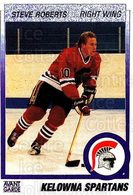 1991-92 British Columbia Junior Hockey League #27 Steve Roberts<br/>3 In Stock - $2.00 each - <a href=https://centericecollectibles.foxycart.com/cart?name=1991-92%20British%20Columbia%20Junior%20Hockey%20League%20%2327%20Steve%20Roberts...&price=$2.00&code=334082 class=foxycart> Buy it now! </a>
