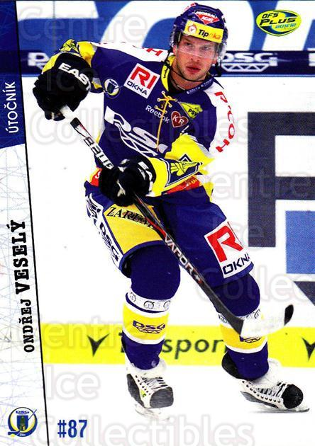 2011-12 Czech OFS #322 Ondrej Vesely<br/>5 In Stock - $2.00 each - <a href=https://centericecollectibles.foxycart.com/cart?name=2011-12%20Czech%20OFS%20%23322%20Ondrej%20Vesely...&price=$2.00&code=334557 class=foxycart> Buy it now! </a>