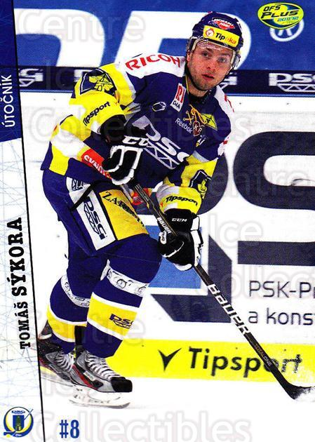 2011-12 Czech OFS #333 Tomas Sykora<br/>5 In Stock - $2.00 each - <a href=https://centericecollectibles.foxycart.com/cart?name=2011-12%20Czech%20OFS%20%23333%20Tomas%20Sykora...&price=$2.00&code=334568 class=foxycart> Buy it now! </a>
