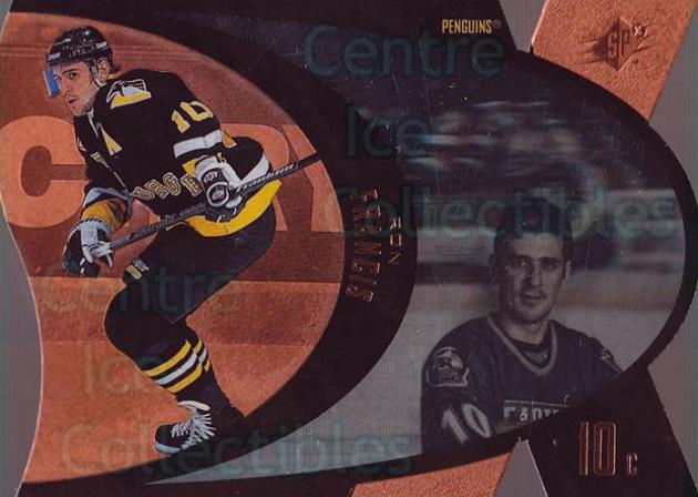 1997-98 SPx Bronze #41 Ron Francis<br/>2 In Stock - $3.00 each - <a href=https://centericecollectibles.foxycart.com/cart?name=1997-98%20SPx%20Bronze%20%2341%20Ron%20Francis...&quantity_max=2&price=$3.00&code=335681 class=foxycart> Buy it now! </a>