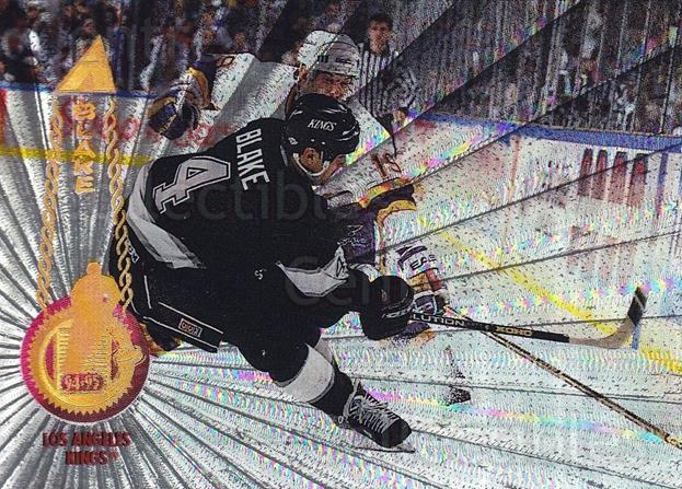 1994-95 Pinnacle Rink Collection #9 Rob Blake<br/>12 In Stock - $2.00 each - <a href=https://centericecollectibles.foxycart.com/cart?name=1994-95%20Pinnacle%20Rink%20Collection%20%239%20Rob%20Blake...&quantity_max=12&price=$2.00&code=337571 class=foxycart> Buy it now! </a>