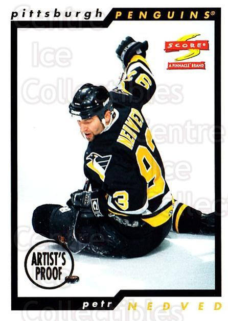 1996-97 Score Artists Proofs #38 Petr Nedved<br/>1 In Stock - $5.00 each - <a href=https://centericecollectibles.foxycart.com/cart?name=1996-97%20Score%20Artists%20Proofs%20%2338%20Petr%20Nedved...&quantity_max=1&price=$5.00&code=338172 class=foxycart> Buy it now! </a>