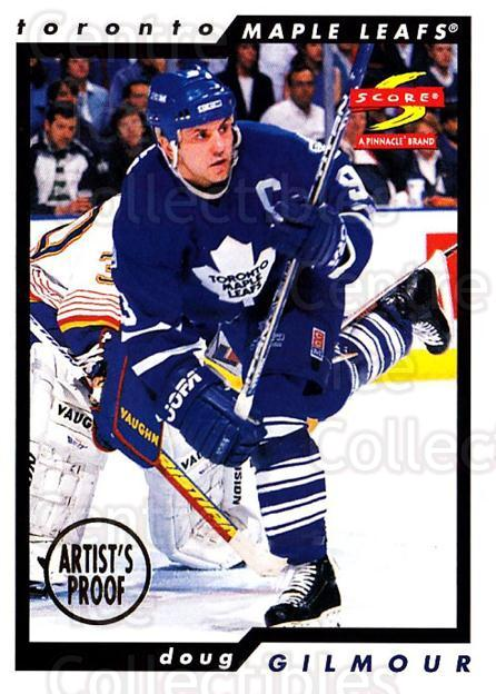 1996-97 Score Artists Proofs #95 Doug Gilmour<br/>1 In Stock - $5.00 each - <a href=https://centericecollectibles.foxycart.com/cart?name=1996-97%20Score%20Artists%20Proofs%20%2395%20Doug%20Gilmour...&quantity_max=1&price=$5.00&code=338224 class=foxycart> Buy it now! </a>