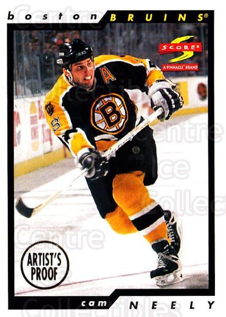 1996-97 Score Artists Proofs #111 Cam Neely<br/>1 In Stock - $5.00 each - <a href=https://centericecollectibles.foxycart.com/cart?name=1996-97%20Score%20Artists%20Proofs%20%23111%20Cam%20Neely...&quantity_max=1&price=$5.00&code=338270 class=foxycart> Buy it now! </a>