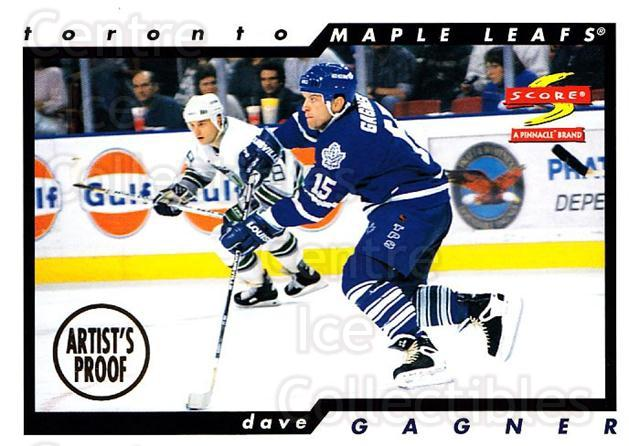 1996-97 Score Artists Proofs #14 Dave Gagner<br/>1 In Stock - $5.00 each - <a href=https://centericecollectibles.foxycart.com/cart?name=1996-97%20Score%20Artists%20Proofs%20%2314%20Dave%20Gagner...&quantity_max=1&price=$5.00&code=338300 class=foxycart> Buy it now! </a>