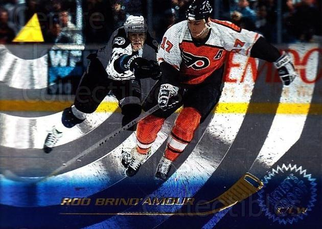 1995-96 Pinnacle Artists Proofs #109 Rod Brind'Amour<br/>4 In Stock - $5.00 each - <a href=https://centericecollectibles.foxycart.com/cart?name=1995-96%20Pinnacle%20Artists%20Proofs%20%23109%20Rod%20Brind'Amour...&quantity_max=4&price=$5.00&code=339384 class=foxycart> Buy it now! </a>