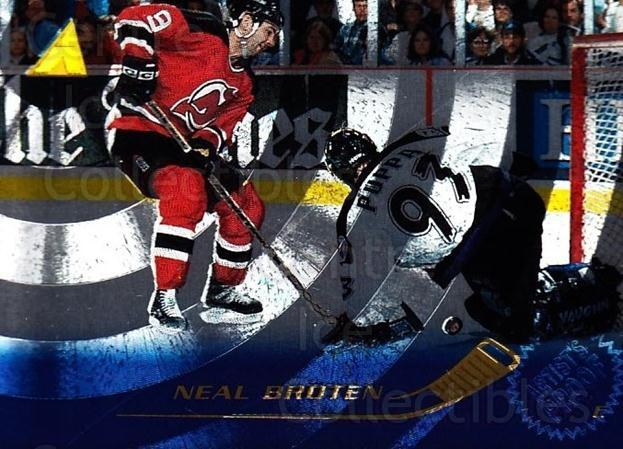 1995-96 Pinnacle Artists Proofs #117 Neal Broten<br/>3 In Stock - $5.00 each - <a href=https://centericecollectibles.foxycart.com/cart?name=1995-96%20Pinnacle%20Artists%20Proofs%20%23117%20Neal%20Broten...&quantity_max=3&price=$5.00&code=339391 class=foxycart> Buy it now! </a>
