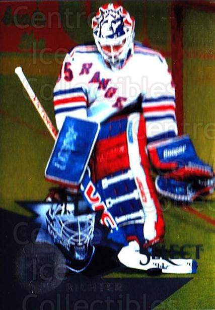 1994-95 Select Gold #133 Mike Richter<br/>4 In Stock - $2.00 each - <a href=https://centericecollectibles.foxycart.com/cart?name=1994-95%20Select%20Gold%20%23133%20Mike%20Richter...&quantity_max=4&price=$2.00&code=33944 class=foxycart> Buy it now! </a>