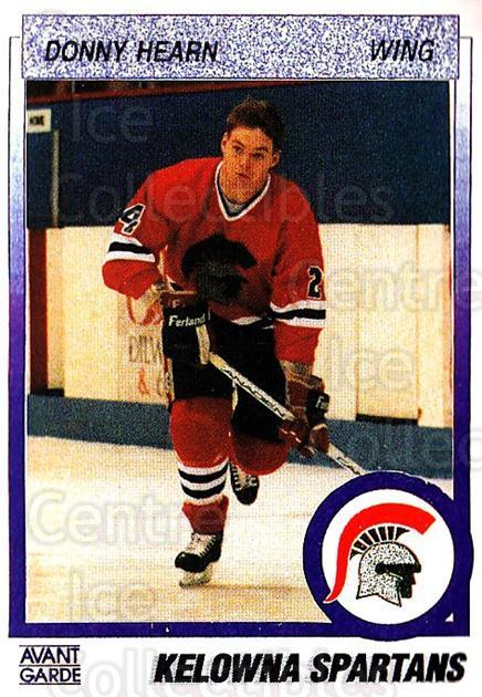 1991-92 British Columbia Junior Hockey League #36 Donny Hearn<br/>5 In Stock - $2.00 each - <a href=https://centericecollectibles.foxycart.com/cart?name=1991-92%20British%20Columbia%20Junior%20Hockey%20League%20%2336%20Donny%20Hearn...&price=$2.00&code=339 class=foxycart> Buy it now! </a>