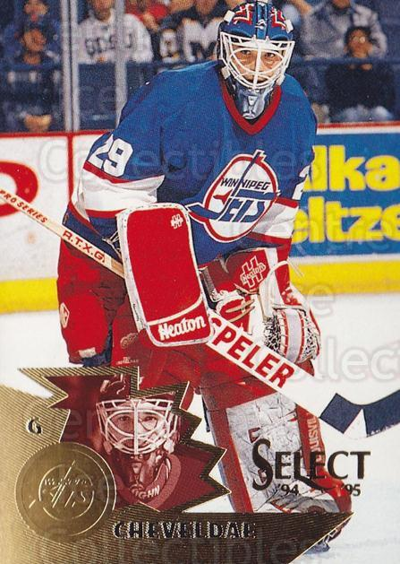 1994-95 Select #102 Tim Cheveldae<br/>4 In Stock - $1.00 each - <a href=https://centericecollectibles.foxycart.com/cart?name=1994-95%20Select%20%23102%20Tim%20Cheveldae...&quantity_max=4&price=$1.00&code=34076 class=foxycart> Buy it now! </a>