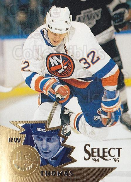 1994-95 Select #105 Steve Thomas<br/>4 In Stock - $1.00 each - <a href=https://centericecollectibles.foxycart.com/cart?name=1994-95%20Select%20%23105%20Steve%20Thomas...&quantity_max=4&price=$1.00&code=34079 class=foxycart> Buy it now! </a>
