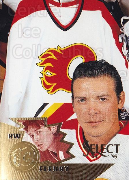 1994-95 Select #109 Theo Fleury<br/>2 In Stock - $2.00 each - <a href=https://centericecollectibles.foxycart.com/cart?name=1994-95%20Select%20%23109%20Theo%20Fleury...&quantity_max=2&price=$2.00&code=34083 class=foxycart> Buy it now! </a>