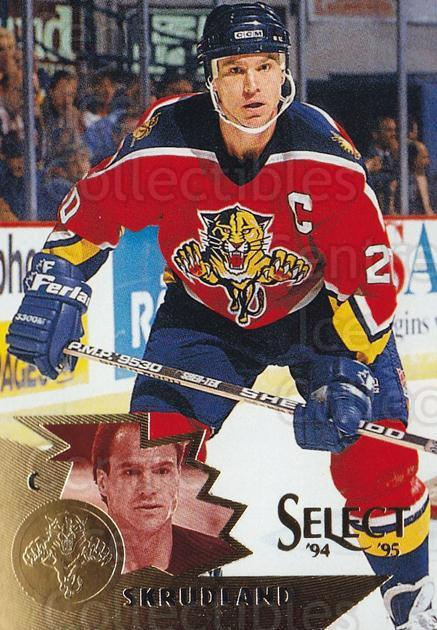 1994-95 Select #126 Brian Skrudland<br/>3 In Stock - $1.00 each - <a href=https://centericecollectibles.foxycart.com/cart?name=1994-95%20Select%20%23126%20Brian%20Skrudland...&quantity_max=3&price=$1.00&code=34102 class=foxycart> Buy it now! </a>