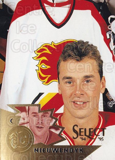 1994-95 Select #131 Joe Nieuwendyk<br/>4 In Stock - $1.00 each - <a href=https://centericecollectibles.foxycart.com/cart?name=1994-95%20Select%20%23131%20Joe%20Nieuwendyk...&quantity_max=4&price=$1.00&code=34108 class=foxycart> Buy it now! </a>