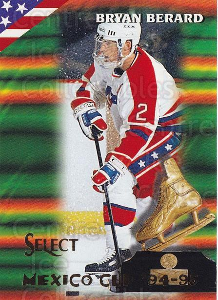 1994-95 Select #149 Bryan Berard<br/>4 In Stock - $1.00 each - <a href=https://centericecollectibles.foxycart.com/cart?name=1994-95%20Select%20%23149%20Bryan%20Berard...&quantity_max=4&price=$1.00&code=34126 class=foxycart> Buy it now! </a>