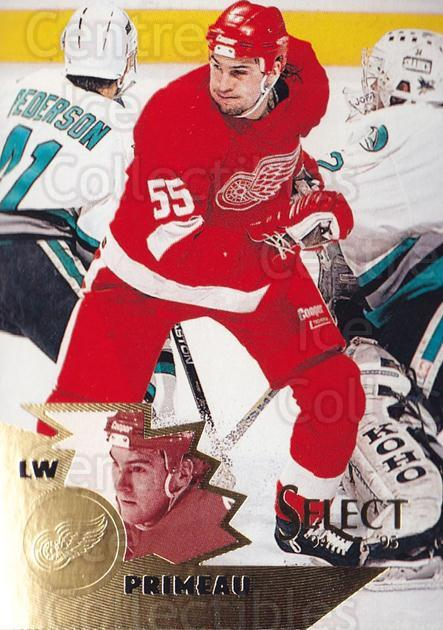 1994-95 Select #15 Keith Primeau<br/>4 In Stock - $1.00 each - <a href=https://centericecollectibles.foxycart.com/cart?name=1994-95%20Select%20%2315%20Keith%20Primeau...&quantity_max=4&price=$1.00&code=34127 class=foxycart> Buy it now! </a>
