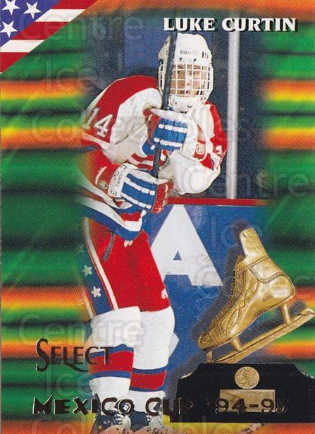 1994-95 Select #153 Luke Curtin<br/>4 In Stock - $1.00 each - <a href=https://centericecollectibles.foxycart.com/cart?name=1994-95%20Select%20%23153%20Luke%20Curtin...&quantity_max=4&price=$1.00&code=34131 class=foxycart> Buy it now! </a>