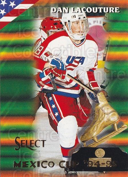 1994-95 Select #154 Dan LaCouture<br/>3 In Stock - $1.00 each - <a href=https://centericecollectibles.foxycart.com/cart?name=1994-95%20Select%20%23154%20Dan%20LaCouture...&quantity_max=3&price=$1.00&code=34132 class=foxycart> Buy it now! </a>