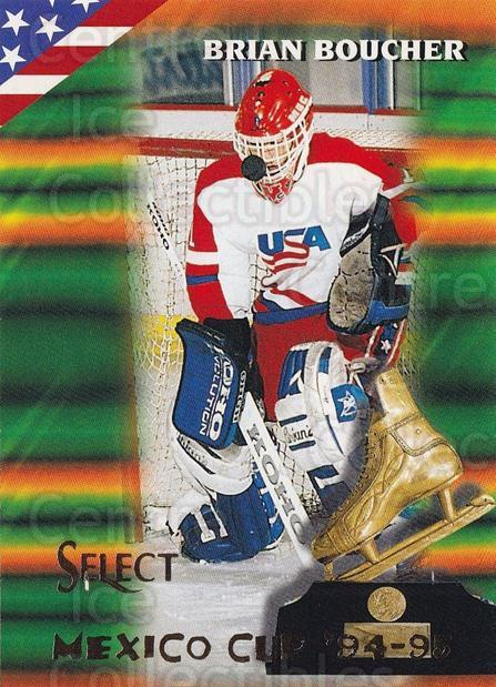 1994-95 Select #155 Brian Boucher<br/>3 In Stock - $1.00 each - <a href=https://centericecollectibles.foxycart.com/cart?name=1994-95%20Select%20%23155%20Brian%20Boucher...&quantity_max=3&price=$1.00&code=34133 class=foxycart> Buy it now! </a>